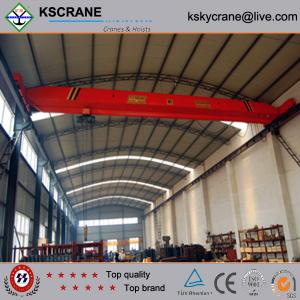 China Small Overhead Crane 1ton 7.5-22.5m Span on sale