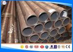 Hot Rolled Alloy Chrome Steel Tube With Black Scale SCM440 For Machine Purpose