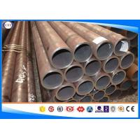 China Hot Rolled Alloy Chrome Steel Tube With Black Scale SCM440 For Machine Purpose on sale
