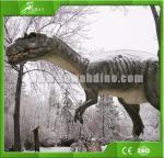 Dinosaure grandeur nature adulte attrayant de parc de dinosaure de KAWAH à vendre