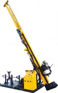 China Core Drill Rig For Mining , Mineral exploration Hydraulic Drilling Machine HYDX-4 on sale