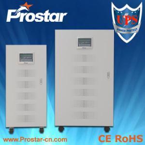 China Prostar three phase online uninterruptible power supply UPS 10kva on sale