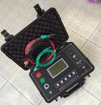 China High Accuracy Electrical Test Equipment 5KV Digital Insulation Resistance Analyzer wholesale