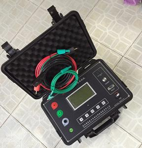Quality High Accuracy Electrical Test Equipment 5KV Digital Insulation Resistance for sale