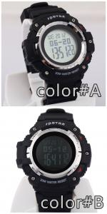 China Climber Multi Function Digital Sport Watch+Barometer supplier