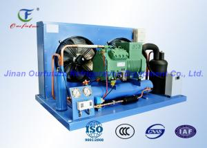 China Piston Type Integral Low Temperature Condensing Unit Air cooled on sale