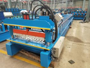 China Swiss Panel CZ Purlin Roll Forming Machine Smooth Surface  20-30 GA Thickness on sale