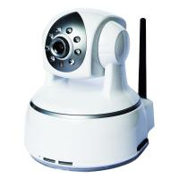China 8 - 10M Night Vision Distance Wire External IP Camera of 300K Pixels on sale