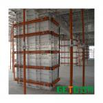 High Quality Professional 6000 Series Anodized Extruded Beam Profile Aluminium Beam/Aluminium H-Shaped Profile/I beam