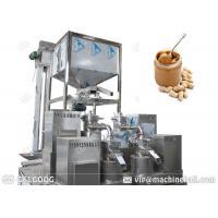 Henan GELGOOG Industrial Nut Butter Grinder , High Automation Peanut Butter Processing Machine