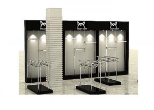 Quality Hanging Bar Wall Mounted Display Cabinets Middle SizeSteel Material For Sunglass Shop for sale