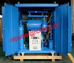 Contaminated insulating oil purifier machinery through the dehydrator, degasification