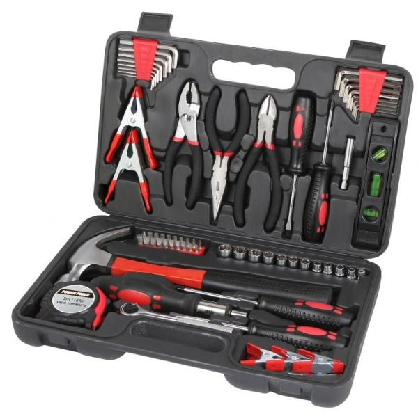 cheap tool sets 72pcs hand tools set box home tool kit for sale ...