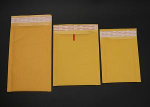 China Paper Postage Bags Parcel Packaging Bags , Paper Shipping Envelopes For Security Mail on sale