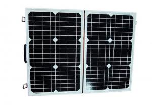 China High End 2*20W Folding Solar Panels Portable With / Without Assembled on sale
