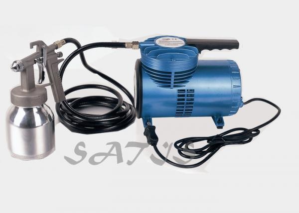 Portable spray paint gun with air compressor , hvlp spray