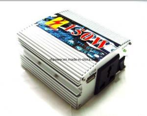 China 150W 12V DC Car Converter 220V/110V AC with USB Port on sale