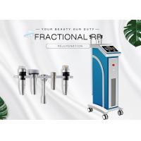 China 0.5 - 3mm Adjustable Fractional Microneedling RF Machine For Skin Smoothing on sale