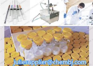 China Fat Loss Steroids HGH Fragment 176-191 2mg Soluble In Water Or Acetic Acid on sale