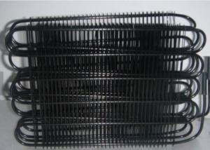 China Refrigerator Finned Evaporator aluminium tube wall thickness: 0.75mm,0.8mm,1mm on sale