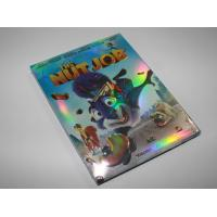 wholesale the newest release disney cartoon dvd movies manufacturers china The nut Job