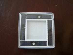 China High quality outside Solar lighted Floor Tiles With Led on sale