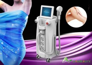 China no pain 808nm diode laser hair removal machine/permanent hair removal diode laser on sale