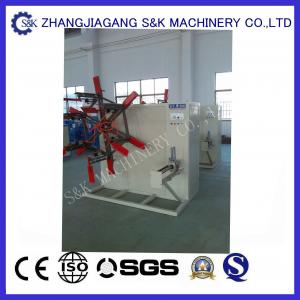 China Hdpe Pipe Winding Machine Diameter 20mm To 63mm Coiler Equipment on sale