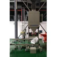 Pneumatic Auto Bagging Machines , Durable Wheat Packaging Machine Low Noise