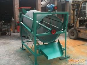 Small Impact And Vibration Drum Trommel Screen For Sale
