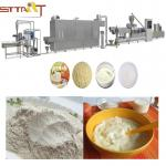 Custom Voltage Food Product Making Machine High Capacity For Nutrition Powder