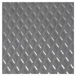 0.7mm 20mm 3003 5052 6061 Diamond Plate Aluminium Sheet  For Anti-skidding Flooring