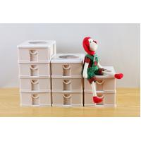 China Dormitory Plastic Drawer Organizer on sale