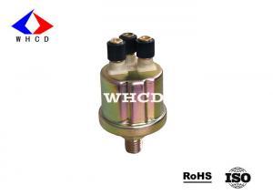 China Oil Pressure Gauge Switch Sensor For Diesel Trucks , 3 Wire Oil Pressure Sensor on sale