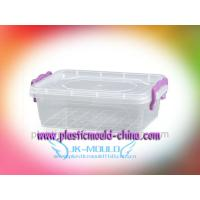 JK Household Injection Storage Box Plastic Mould In China Changan