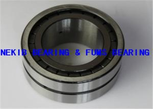 China ABEC1 ABEC3 ABEC5 Double Row Heavy Duty Roller Bearings SL185004 Chrome Steel on sale