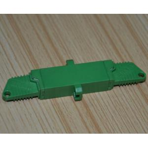 China CATV System simplex singlemode Fiber Optic Adapter With High Repeatability on sale