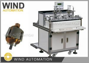 China ODD Slot Micro Motor Armature Winding Machine Rotor Winding Machine For 3 / 5 / 7 Slots on sale