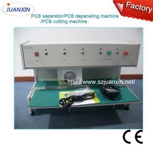 China 400MM PCB Separator/V groove PCB Cutting Machine on sale