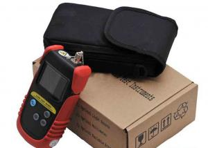 China Handheld Fiber Optic Power Meter Test Equipment with FC ST SC Connector on sale