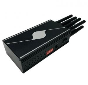 China Portable Handheld Anti All GPS Trackers GSM GPRS UMTS All GPS & Lojack Signal Jammer wholesale