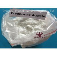 Glucocorticoid Steroids Prednisolone-21-acetate/Prednisolone acetate Fine Powde CAS: 52-21-1