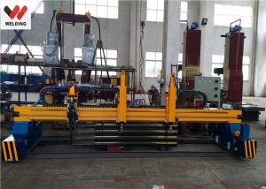 China Custom CNC Strip Cutting Machine With Flame / Oxygen Fuel For Plate Cutting Equipment on sale