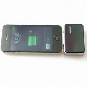 China Mophie Juice Power Ipod / Iphone4 / Iphone 4S Battery Backup Extender with 1800MAH / 3.7V on sale