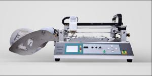 China Dual Head Tiny Chip Mounter Automated Production Equipment on sale