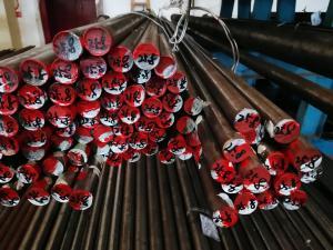 China Hot Work Die Steel Round Bar H13/1.2344 EAF/ESR on sale