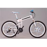 High quality OEM customized logo Shimano hidraulic disc brake aluminium alloy folding mountain bicycle for travel