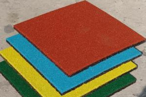 China Outdoor rubber flooring , epdm rubber sheet on sale