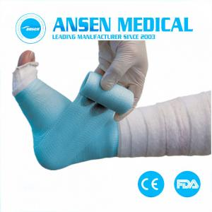 China Medical Devices Orthopedic Consumables Made in China Fiberglass Casting Tape on sale