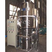 Bottom Spraying Fluid Bed Granulation , Multi Purpose Processing Industrial Dryer Machine